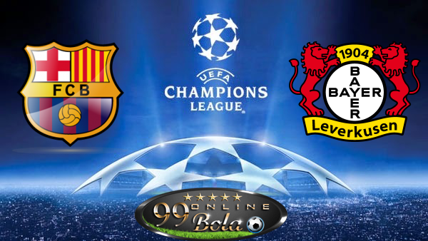 Prediksi Barcelona vs Bayer Leverkusen 30 September 2015