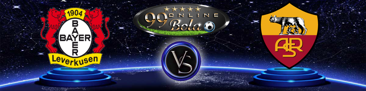 Prediksi Bayer Leverkusen Vs AS Roma 21 Oktober 2015